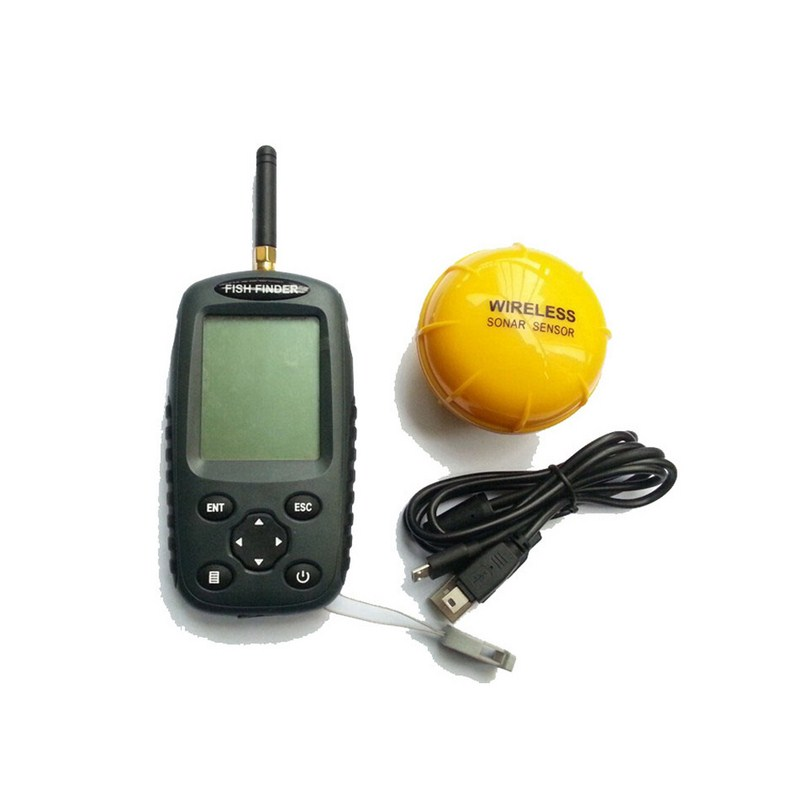 aliexpress : buy portable wireless fish finder echo sounder, Fish Finder