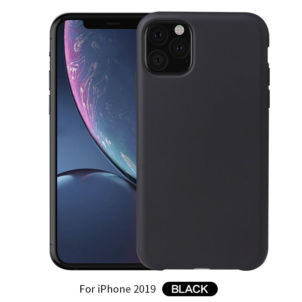 Jolie Liquid Silicone Case for iPhone 11/11 Pro/11 Pro Max 39