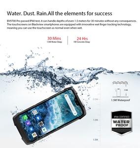 "Image 3 - Blackview BV9700 Pro Helio P70 6GB+128GB IP68 Waterproof Mobile Phone 5.84"" 19:9 FHD+ IPS 4380mAh Android 9.0 Smartphone NFC"