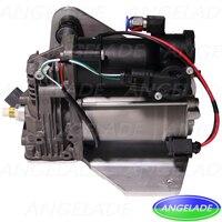 Original Genuine LandRoverDiscoverer3 LR3 Sport Air Suspension Compressor Pump Leveling Compon LR045251 LR010376 RQG500090