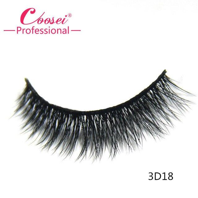 3d False Eyelashes Synthetic Eyelashes Natural Long Beauty Lashes