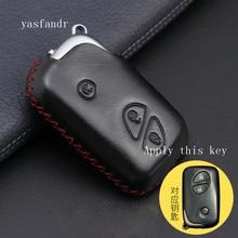 Llave de coche para Lexus CT200H GX400 GX460 IS250 IS300C RX270 ES240 ES350 LS460 GS300 450h a 460h caso de cáscara Interior Accesorios