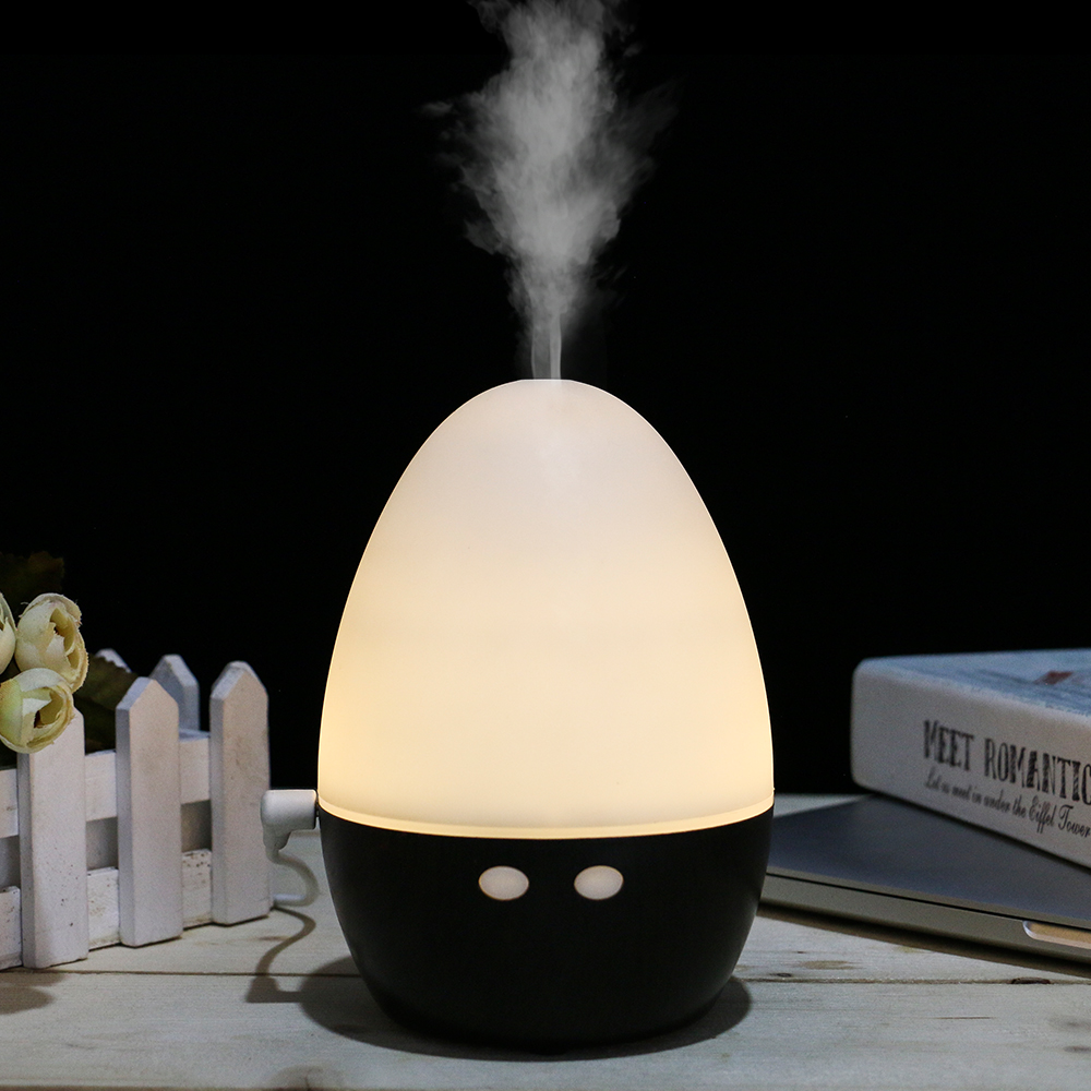 Ultrasonic Air Humidifier For Home Essential Oil Diffuser Humidificador Mist Maker  LED Aroma Diffusor Aromatherapy 510 aroma diffuser aromatherapy humidifier ultrasonic essential oil air purifier mist maker diffusor for home office spa 140ml