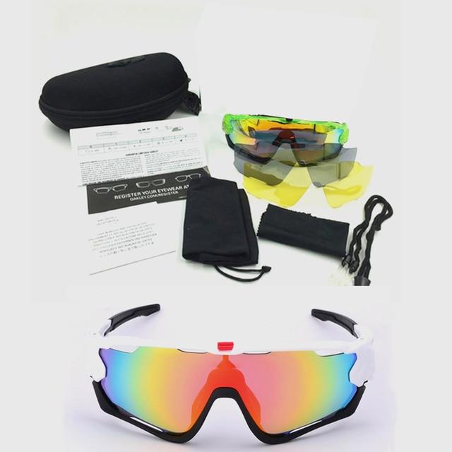 976f803b40 Brand Jawbreaker Polarized Sunglasses Men Women Goggle 3 Lens Cycling  Bicycle Outdoor Original Quality Running Mens Sun Glasses