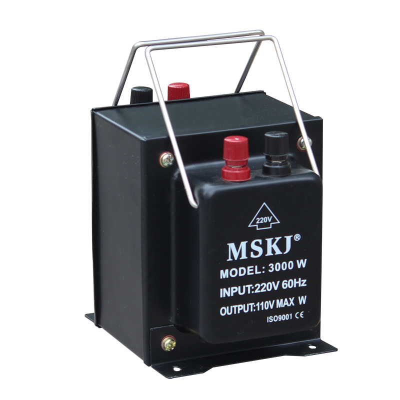 TC-3000 converter 110v to 220v voltage transformer 220v to 110v 110v to 220v 500w power transformer voltage converter