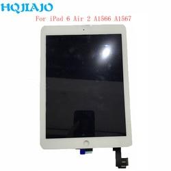 Per Apple iPad 6 Aria 2 A1567 A1566 Assemblea Display LCD Touch Screen Digitizer Tablet Pannelli LCD Per iPad 6 aria 2 9.7 ''di Riparazione