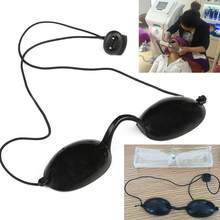 3 kleuren Ooglap Laserlicht Beschermende Eyepatch Veiligheid Glazen Goggles Cover Shade Oogmasker Strand Eye Patch Gezichtsverzorging Tool(China)