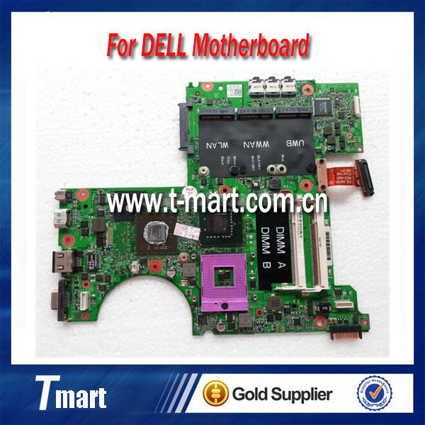 ФОТО 100% working Laptop Motherboard for Dell M1530 P/N 0MU715 N028D System Board fully tested