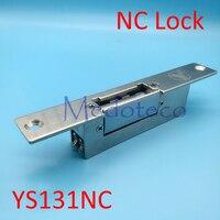Управление доступом узкий тип Электрический Strike Lock NC Электрический Strike yli YS131NC Fail Safe Strike с замком высокого качества