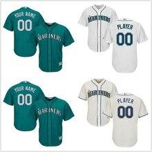 2867de27dbc Buy mariners jersey custom and get free shipping on AliExpress.com