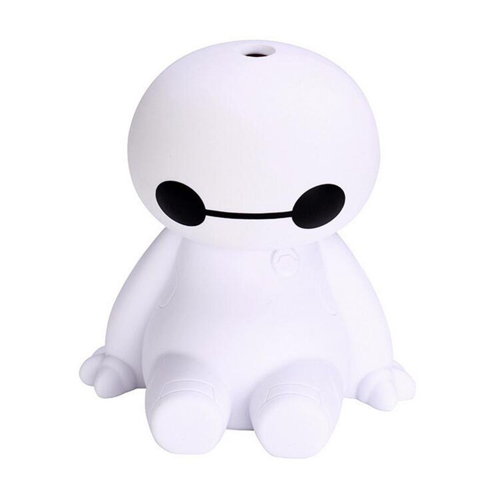 GRTCO 200ML USB Big Hero Baymax Dry Protect Ultrasonic Essential Olie - Husholdningsapparater - Foto 5