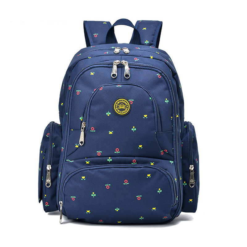 1 pcs Large capacity multifunctional mummy backpack babies diaper bags maternity bag baby care product nappy bags mama gifts стоимость