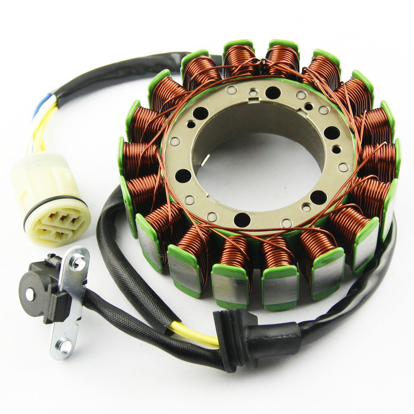 Motorcycle Ignition Magneto Stator Coil for Aprilia RSV1000 Mille R RSV1000 Tuono Magneto Engine Stator Generator Coil in Motorbike Ingition from Automobiles Motorcycles