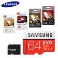 SAMSUNG 100Mb/s Microsd Card 128GB 64GB 32GB 256GB Memory Card Class10 U3 Flash TF Micro SD Card for Phone with Mini SDHC SDXC