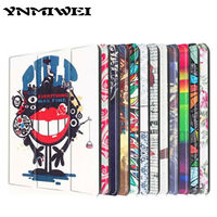 Tab 2 A10 70 Colorful Print Leather Case Cover For Lenovo Tab 2 A10 70 A10