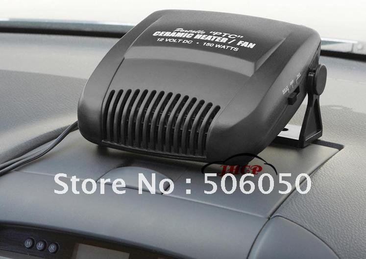 Free Shipping Dhl Mic Heater Fan For Car 12v 150w