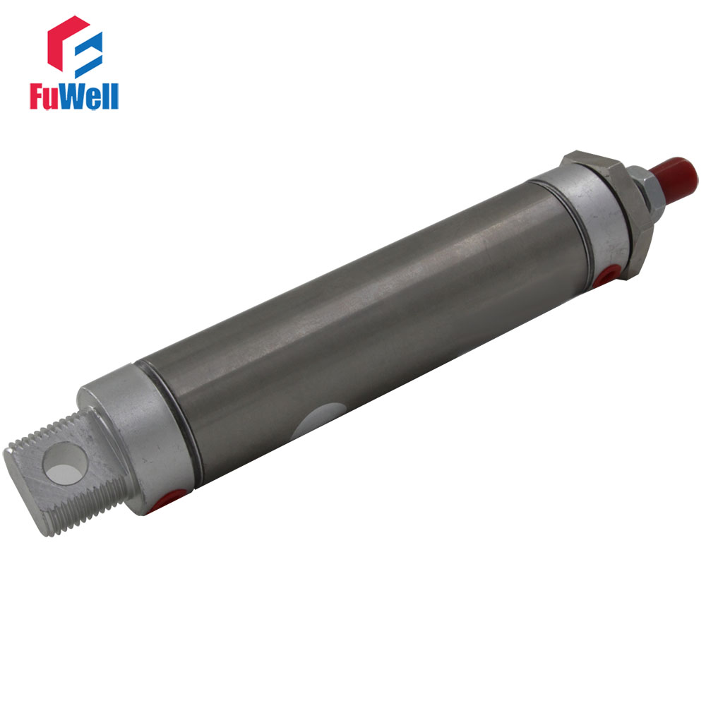 MA Pneumatic Cylinder MA40x400/40x450 40mm Bore 400/450/500mm Stroke Stainless Steel Single Rod Double Acting Air Cylinder single rod double acting pneumatic cylinder cdj2b16 80