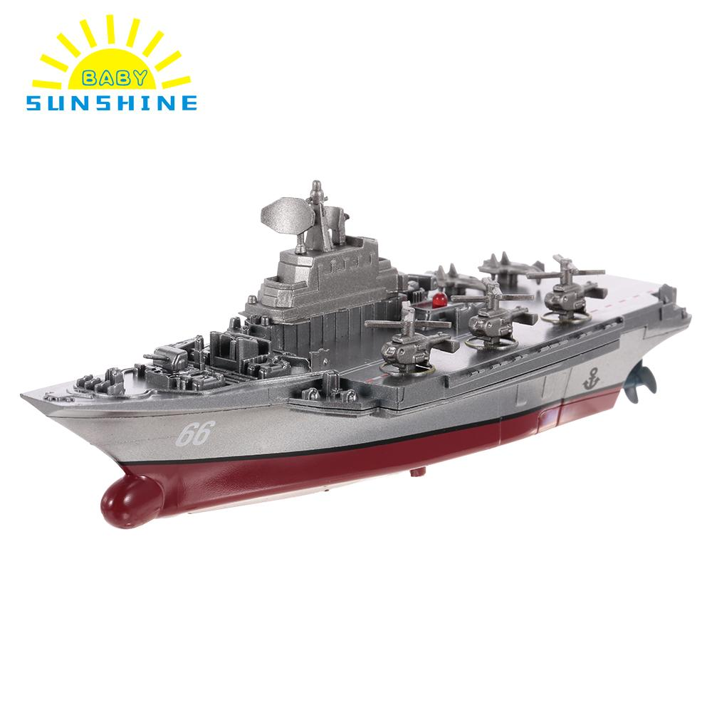 Sunny New Electric Warship Boat Rtr Sea Wing Star 3319 2.4ghz All Direction Navigate Mini Radio Control Birthday Gifts Toys For Boys To Rank First Among Similar Products Tool Sets