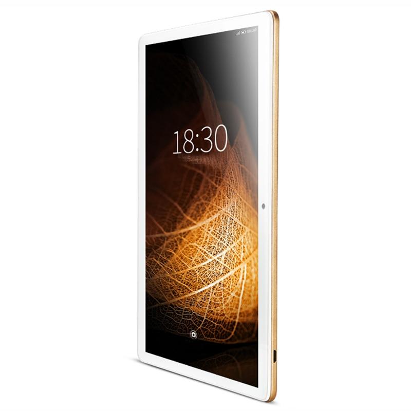 Nouvel onglet 2018 Android 7.0 Octa Core 10 pouces 3G tablettes d'appel Pc WiFi carte SIM Pc tablette 4G + 64G 1280*800 IPS LCD 7 9 10