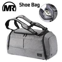 MARKROYAL Multifunctional Travel Bag Organizer Trolley Duffle bag Carry on luggage Weekend Bag For Men large Capacity Backpack