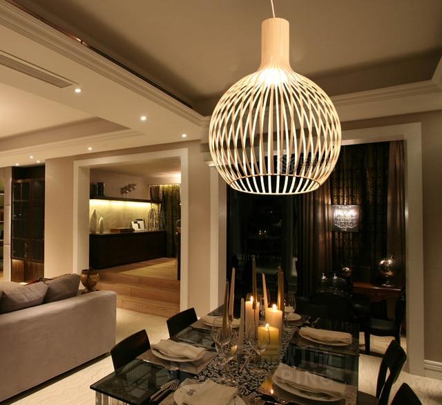 gratis verzending hanglamp perfecte hanglamp lampen ijzer vogelkooi ...