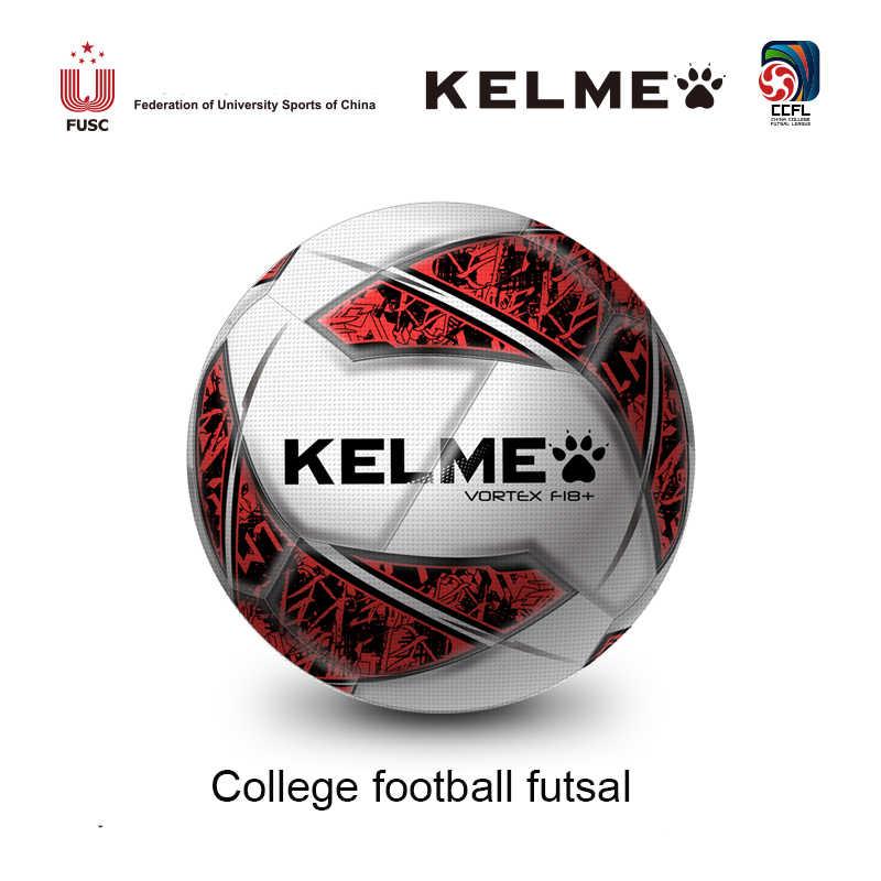 452a93215b KELME PU Soccer Ball Football Futsal Ball Official Size 4 Football Goal  League Ball Outdoor Sport