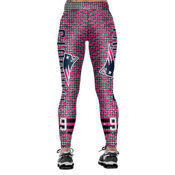 Unisex Football Team Patriots 99 Tight Pants Workout Gym Training Running Yoga Sport Fitness Exercise Leggings Dropshipping 1