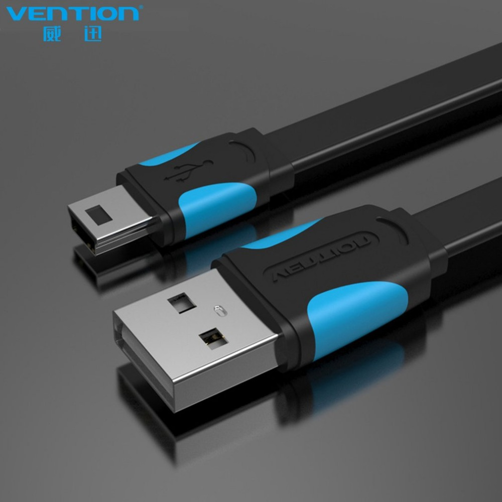 MiNi USB Cable 25cm 50cm 100cm 150cm 200cm Mini Usb to Usb Data Sync Charger Cable for M ...