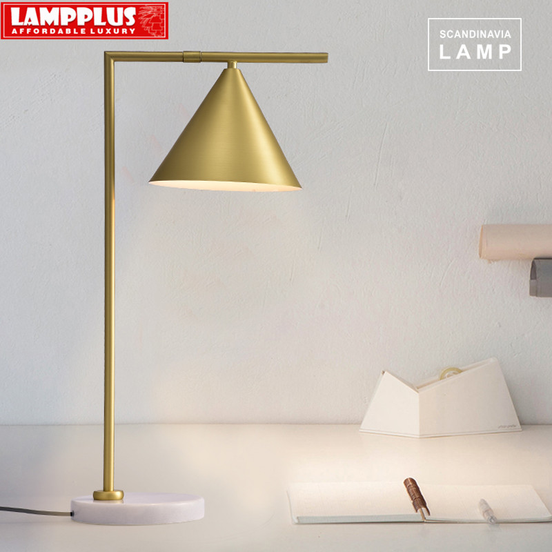 Lampplus Nordic Modern Simple Luxury Swing Table lamp Desk lamp for bedroom living room  ...