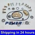 Турбокомпрессор GT17 GT1752S GT1852V GT2052V GT2052S GT2256V  комплект для восстановления/ремонта 724930 720855 701854 454231 454232