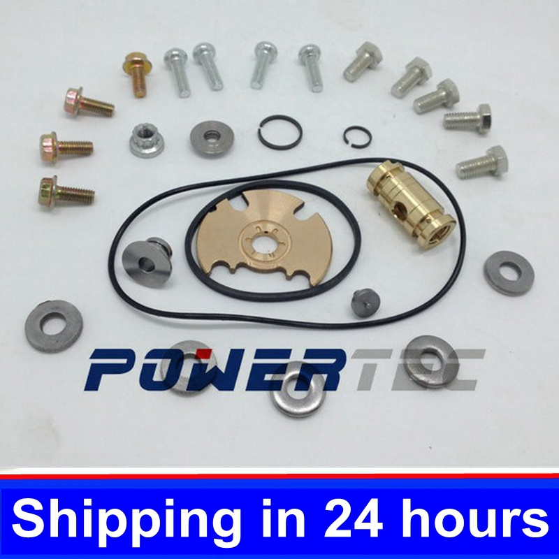Turbo Rebuild GT17 GT1752S GT1852V GT2052V GT2052S GT2256V Turbocharger Rebuild / Repair Kit 724930 720855 701854 454231 454232