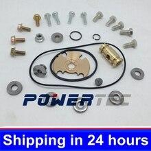 Turbo rebuild GT17 GT1752S GT1852V GT2052V GT2052S GT2256V Turbocharger rebuild / repair kit 724930 720855 701854 454231 454232
