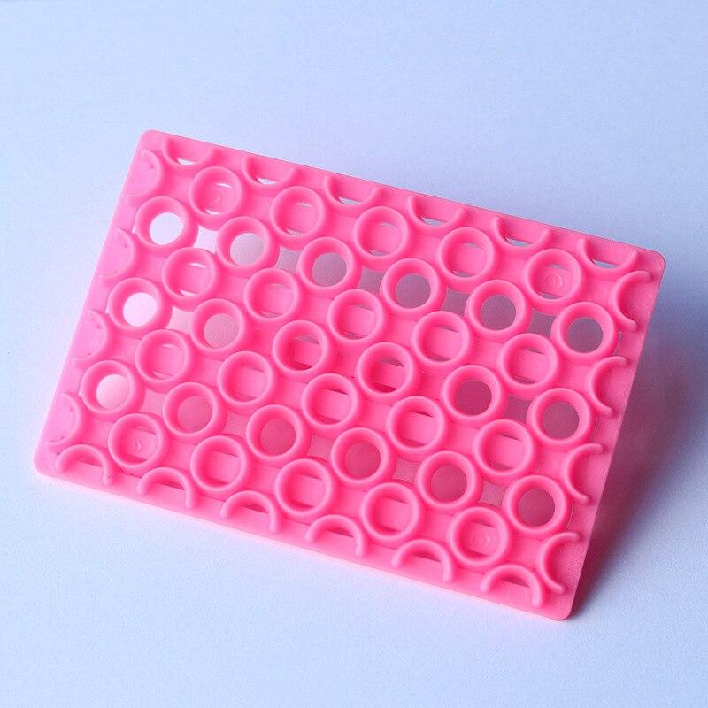 La Impresión de plástico Galletas molde de La Torta Embosser Cortador de Galleta