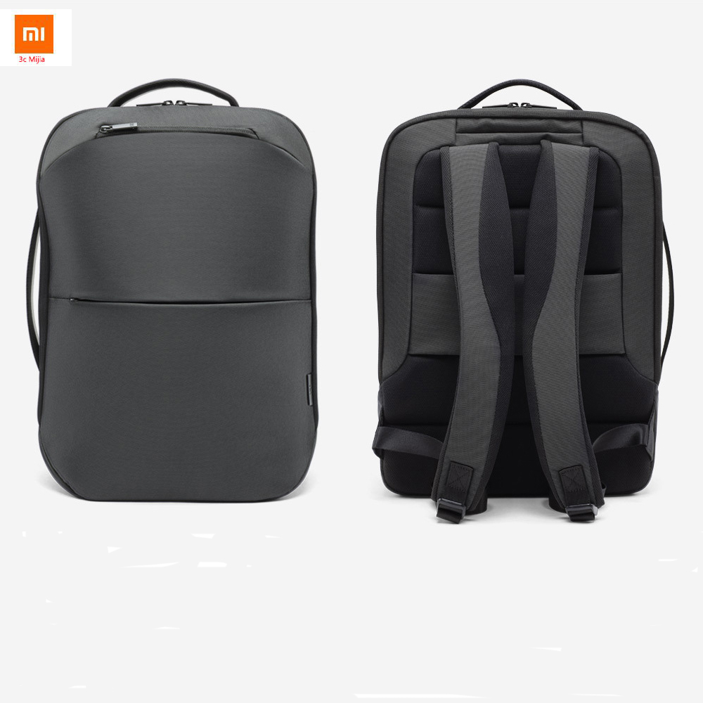 Xiaomi Youpin 90fun Bag MULTITASKER Multi Function Business Travel Package 20L Black Big Capacity For Work