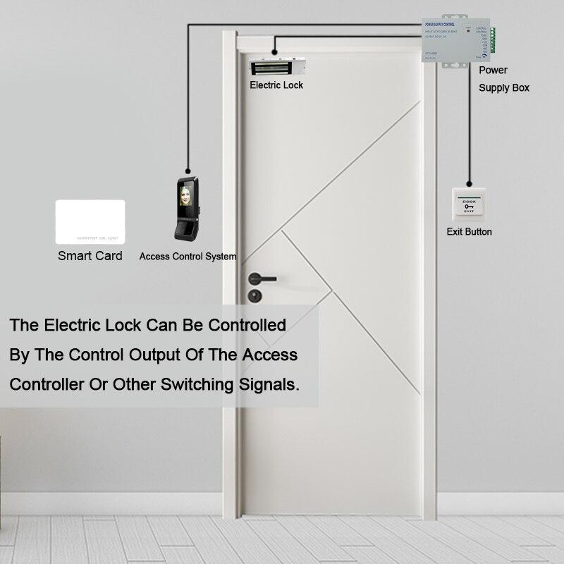 Купить с кэшбэком Eseye 5pcs EM4100 TK4100 125khz Rfid RFID Tag for Access Control Porta Chave Card Sticker Key Fob Token Ring ID Smart Card