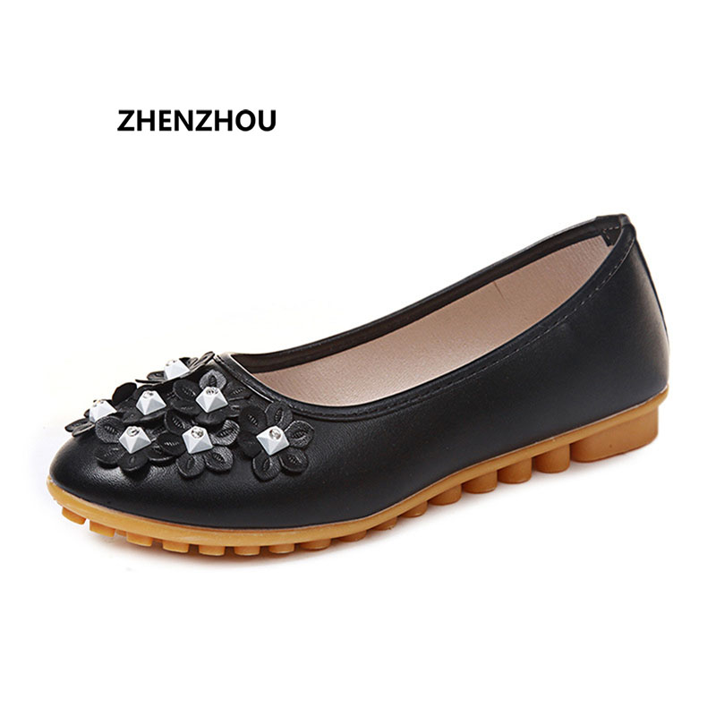 Flats new women's shoes in spring and summer 2017 will be able to make comfortable and sweet flat-footed women's shoes 2016 spring and summer free shipping red new fashion design shoes african women print rt 3