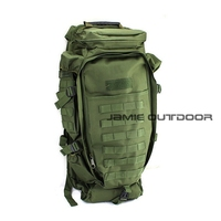 Outdoor Molle Rifle Gun Holster Backpack Tool Accessary Carrier Pouch Bag Case Large Backpack 60L