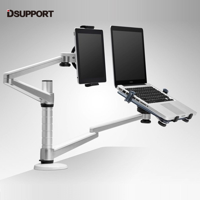 OA 9X Lazy Tablet Laptop Stand Adjustable Height Rotatable Holder For  Notebook Within 10