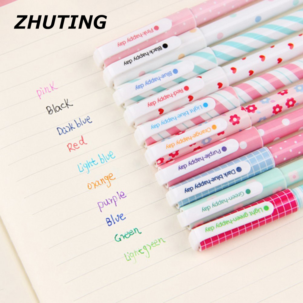 Students must be a new pencils fresh plastic colorful gel pen and the pen for the students to sell 10 smooth writing kitdix13058unv20630 value kit ticonderoga groove pencils dix13058 and universal perforated edge writing pad unv20630