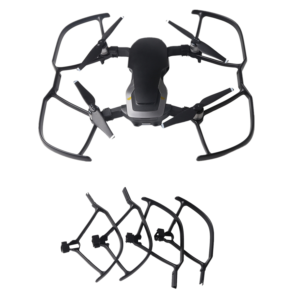 4pcs Propeller Guard Props Protector For DJI Mavic Air FPV Drone Quick Release Anti-Impact Protect Propellers Avoid Bad Landing
