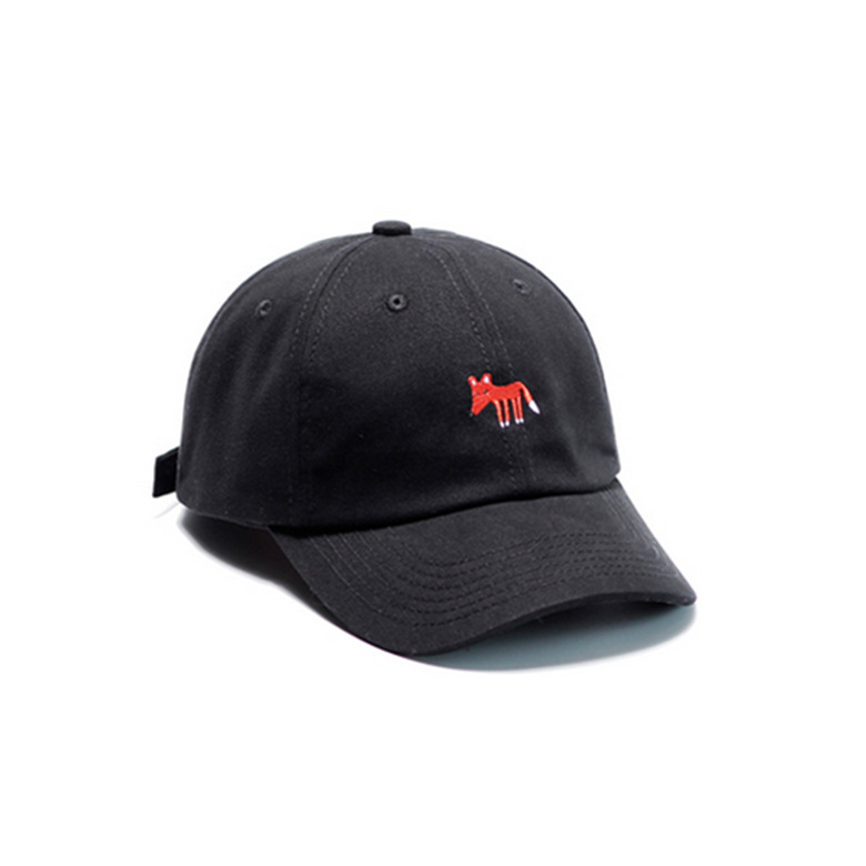 744a045d34acc New Hip Hop Snapback Caps Embroidered Animal Fox dad Hat Men Baseball Caps  Bone Casquette Sun Visor Hat-in Baseball Caps from Apparel Accessories on  ...