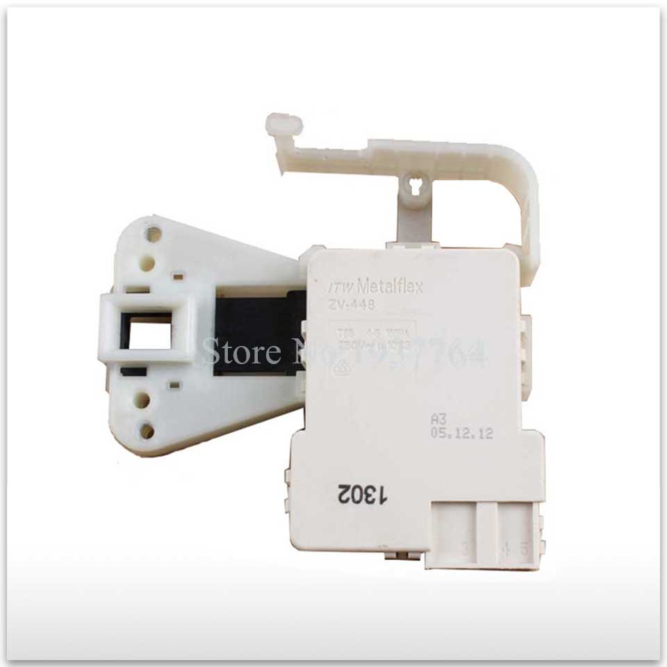 Original for Little Swan washing machine electronic door lock delay switch TG53-8028D TG70-1028E(S) da005 washing machine electronic door lock micro delay door switch 505c xqg52 d808
