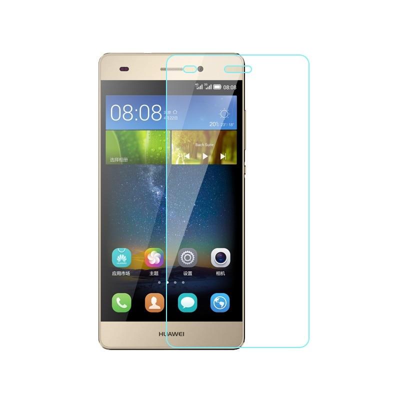 2 PZ Vetro Huawei P8 Lite Protezione Dello Schermo In Vetro Temperato sFor Huawei P8 Lite Vetro P8 Mini Anti-graffio Pellicola del telefono WolfRule [