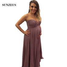 dce05d3543 Buy bridesmaid dress pregnant and get free shipping on AliExpress.com