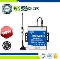Rtu5028 ac/dc tensão de alimentação status monitoramento falha de energia/recuperar alarme via gsm 3g 4g rede suporta sirene som|Kits de sistema de alarme| |  -