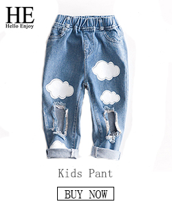2018-New-fashion-broken-hole-kids-jeans-for-girls-clothes-boys-jeans-pants-baby-boy-trousers