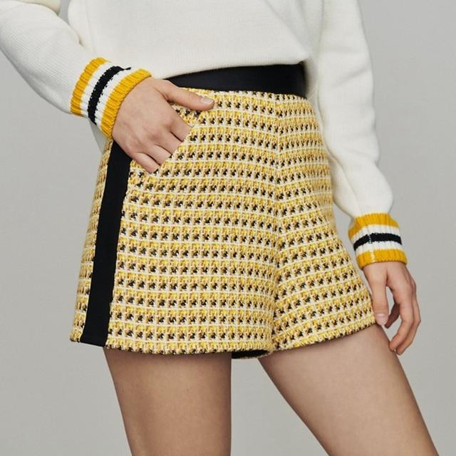 ba5f6f558 Womens Shorts Designer 2019 High Waist Shorts-in Shorts from Women's ...