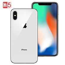 2017 Unlocked Original Apple iphone X 5.8″ 3GB ROM 64GB/256GB Face ID 2716mAh Hexa Core 12MP iOS 4G LTE SmartPhone Fingerprint