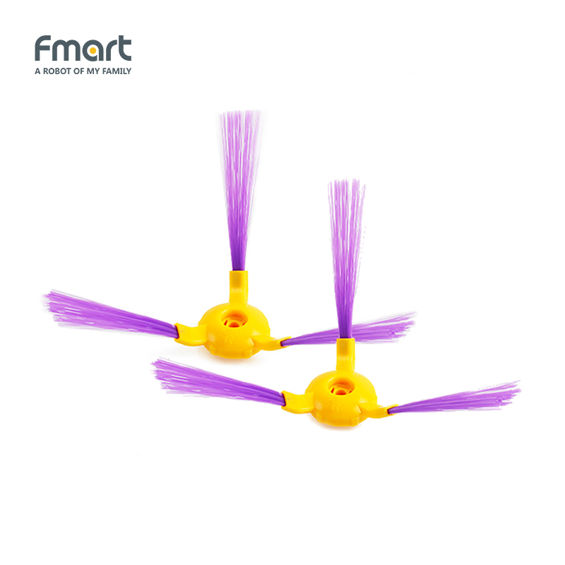 Side Brushs For Fmart Cleaners YZ-Q1 YZ-Q2  E-R550W E-R302G FM-R150 ZJ-C1 FM-R330  Color yellow or black