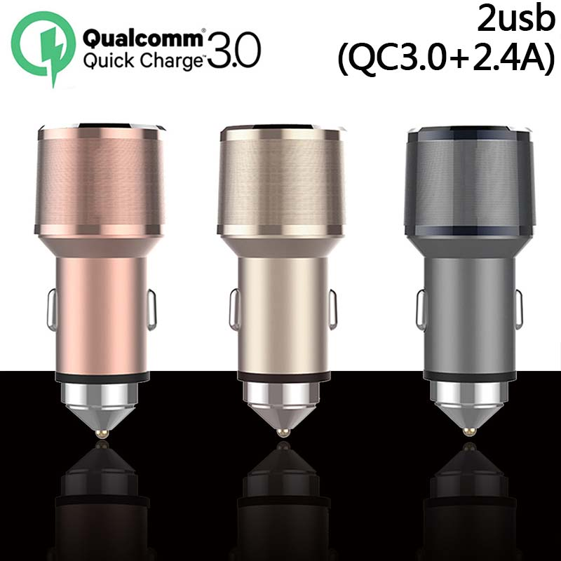 Fast Charging Qualcomm Original Quick Charge QC 3 0 2 USB QC3 0 2 4A font